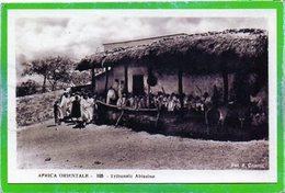 AFRICA ORIENTALE - Tribunale Abissino - Formato Piccolo - Ethiopia