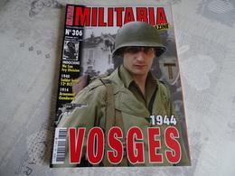 ARMES MILITARIA MAGAZINE N°306. VOSGES 1944 - Uniforms