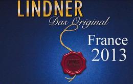 Jeu De Recharge Lindner-T France 2093 - TT132-12- Pages 393 à 412- Etat Neuf - Pré-Imprimés