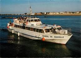 CPSM Ile De Noirmoutier-Amiral De Joinville        L2577 - Ile De Noirmoutier