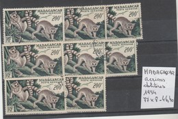 TIMBRE Europe > France (ex-colonies & Protectorats) > Madagascar (1889-1960) > Poste Aérienne COTE 46.40€ - Madagascar (1889-1960)