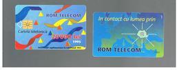 ROMANIA (ROMANIA) - 1995 ABSTRACT DESIGN 20000  - USED  -  RIF. 10751 - Romania