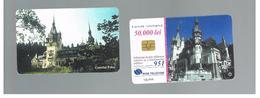 ROMANIA (ROMANIA) - 2000  PELES CASTLE - USED  -  RIF. 10754 - Romania