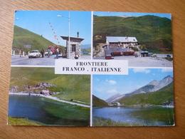 COL De LARCHE (04) Frontière Franco-Italienne : POSTE De DOUANES En 1967 - Détails Voir Scans - Otros Municipios