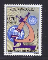 MAROC N°  684 ** MNH Neuf Sans Charnière, TB (D6776) OMS - Morocco (1956-...)