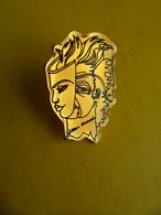 Pins Pin's Oeuvres De JEAN MARAIS Masque - Acteur Cinema écrivain, Peintre, Sculpteur, Potier Et Ami De  Jean COCTEAU - Celebrities