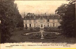 Saint Prix Chateau De La Terrasse Habité Par Vitor Hugo Jusqu'en 1835 - Frankreich