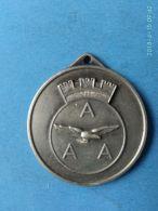 AVIAZIONE Associazione Arma Aeronautica 25° Anniversario Sezione Bergantino - Italy