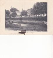 BERGICOURT - L'Ecole Et L'Eglise - France