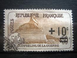 FRANCE  N°167 OBLITERE - France