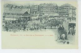 MARSEILLE - Le Quai De La Fraternité (carte Précurseur ) - Marseille
