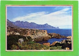 Steenbras River Mouth, Looking Across False Bay With Cape Hangklip In The Distance - Cm. 15,6 X 10,6 - Sud Africa
