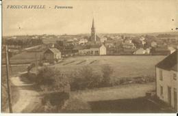 Froidchapelle -- Panorama.     (2 Scans) - Froidchapelle