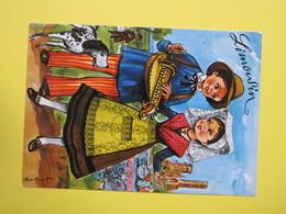 FOLKLORE Enfants - Limousin - Costumi