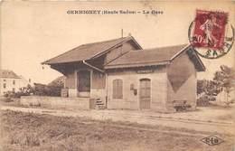 70-GERMIGNEY-LA GARE - Autres Communes