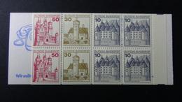 Germany - 1977 - Mi:DE MH21, Yt:DE C762b**MNH - Booklet - Look Scans - [7] Federal Republic