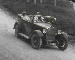 AK 0888  Oldtimer Am Katschberg - Verlag Knollmüller Um 1931 - PKW