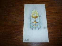 Souvenir Communion Beignée 1958 C Et R Carlier - Communion