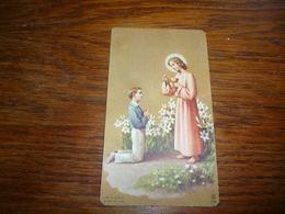 Souvenir Communion Jamioulx 1959 Freddy Devreese - Communion