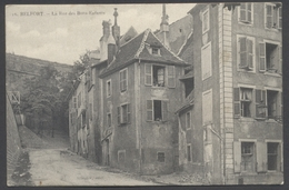 Belfort - La Rue Des Bons-Enfants - Edit. Stiegler N°16 - Voir 2 Scans - Belfort - City
