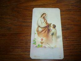 Souvenir Communion Jamioulx 1950 Christian Sonnet - Communion