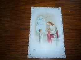 Souvenir Communion Jamioulx 1958 Freddy Bernard - Communion
