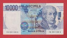 Italie / 10000 Lires / 2-9-84 - [ 2] 1946-… : République