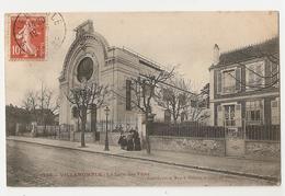 93 Villemomble, La Salle Des Fêtes (914) - Villemomble