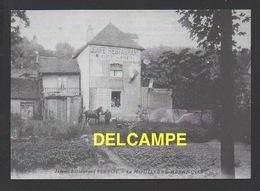 DD / 25 DOUBS / BESANÇON / LA MOUILLÈRE / HÔTEL RESTAURANT PERNOT / ANIMÉE - Besancon