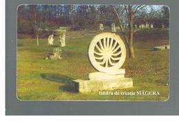 ROMANIA (ROMANIA) - 2001 MAGURA CREATION CAMP          - USED  -  RIF. 10755 - Romania