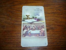 Souvenir Communion Jamioulx 1954 Jean Claude Sonnet - Communion