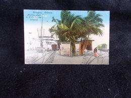 Colombie .Colombia .Cartagena .Machina Wharf U . F . Co Steamer Alongside .Voir 2 Scans . - Colombia
