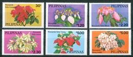 1979 Filippine Fiori Flowers Fleurs MNH** Ye88 - Philippines
