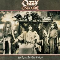 No Rest For The Wicked Vinyle Ozzy Osbourne - Hard Rock & Metal