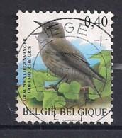 YT N° 3255 - Oblitéré - Gobe-mouche Gris - 1985-.. Vogels (Buzin)