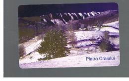 ROMANIA (ROMANIA) - 2002  PIATRA CRAIULUI PARK  - USED  -  RIF. 10757 - Romania