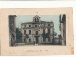 34 OLONZAC HOTEL DE VILLE - France