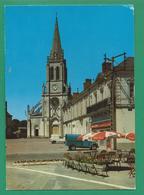 CPM  SARTHE 7/306 – MAYET, L'Eglise - Mayet