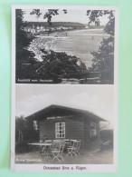 """Germany Around 1920 Postcard """"""""Ostseebad Binz Rugen Beach"""""""" - Ohne Zuordnung"""