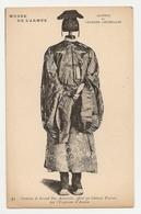 Musée De L'armée, Algérie Et Guerres Coloniales, Costume De Grand Duc Annamite. Carte Inédite (925) - Museen