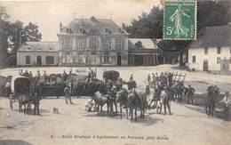 80-PARACLET- PRES DE BOVES- ECOLE PRATIQUE D'AGRICULTURE - France