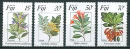 1984 Fiji Fiori Flowers Fleurs MNH** Ye73 - Fiji (1970-...)