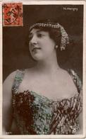 """Cpa OTERO , Chanteuse Et Danseuse De Cabaret, Courtisane """"belle époque"""", Théatre Marigny Par REUTLINGER - Entertainers"""