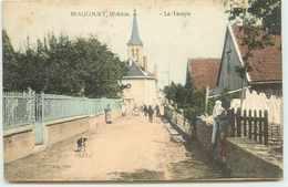DEP 90 BEAUCOURT LE TEMPLE - Beaucourt