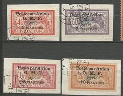 SYRIE PA N° 10 à 13 OBL TTB - Syria (1919-1945)
