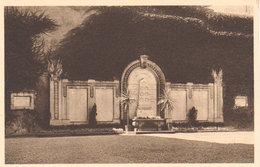 """Nancy    """" Ecole Nationale Des Eaux Et Forêts """"  Monument Aux Morts ( 1870 /71 Et 1914 / 1918 ) - Nancy"""