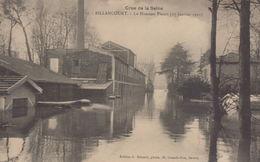Boulogne Billancourt : Inondations De Janvier 1910 - Le Hameau Fleuri - Boulogne Billancourt