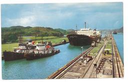 Panama Canal Canal De Panama Non Viaggiata - Panama