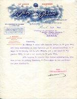 PARIS.L'ARGUS DE LA PRESSE FONDÉE EN 1879 37 RUE BERGERE. - Imprimerie & Papeterie