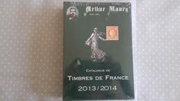 Catalogue Timbres De France Arthur Maury - Neuf Sous Blister - 2013-2014 - France